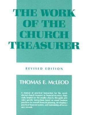 The Work of the Church Treasurer als Taschenbuch