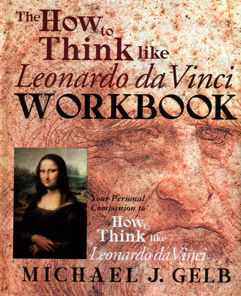 The How To Think Like Leonardo Da Vinci Notebook als Buch