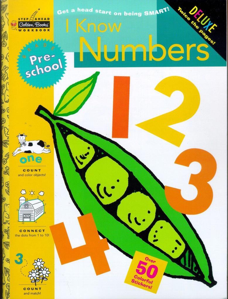 I Know Numbers als Taschenbuch
