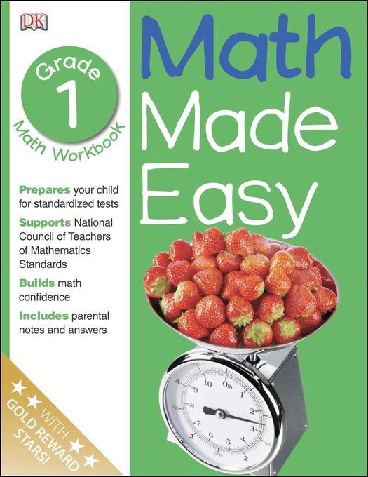 Math Made Easy: First Grade als Taschenbuch