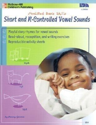 Short and R-Controlled Vowel Sounds als Taschenbuch