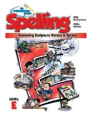 A Reason for Spelling: Student Workbook Level E als Taschenbuch