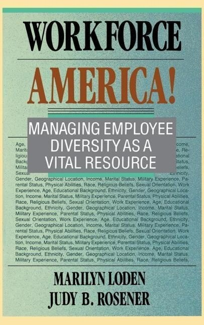 Workforce America!: Managing Employee Diversity as a Vital Resource als Buch