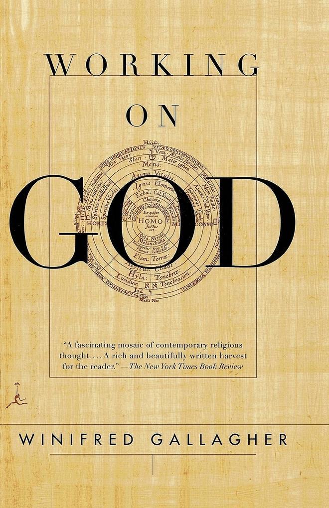Working on God als Taschenbuch