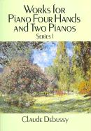 Works for Piano Four Hands and Two Pianos, Series One als Taschenbuch
