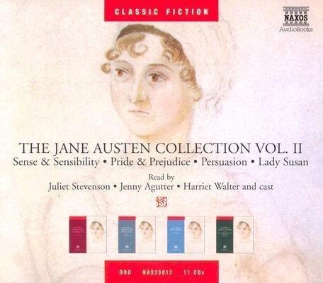 Works of Jane Austen 11d als Hörbuch