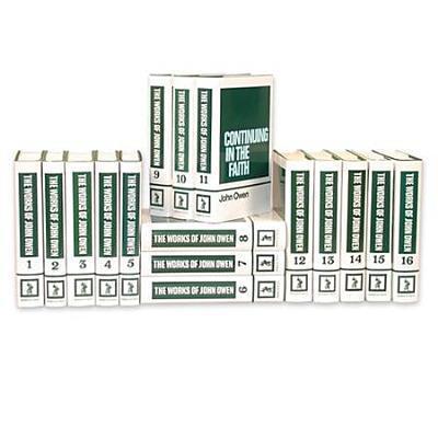 Works of John Owen-16 Volumes: als Buch