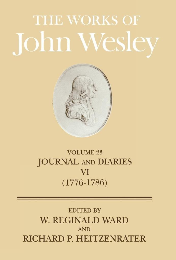 The Works of John Wesley Volume 23 als Buch