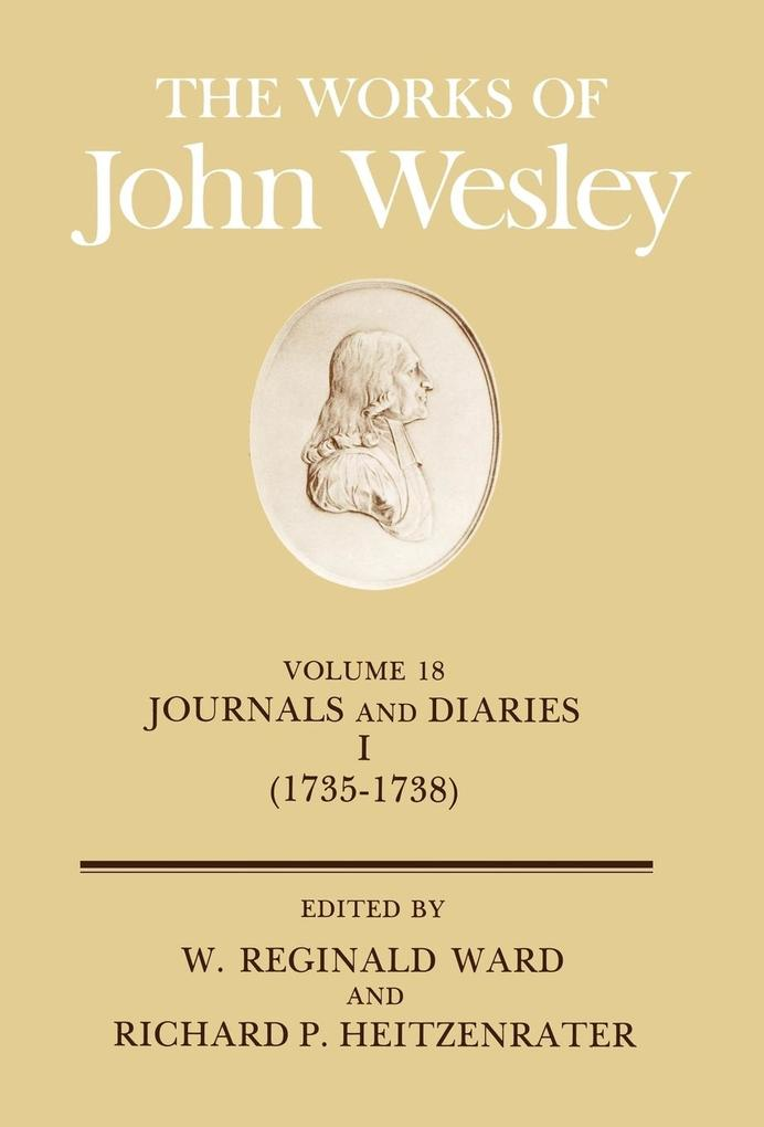 The Works of John Wesley Volume 18 als Buch