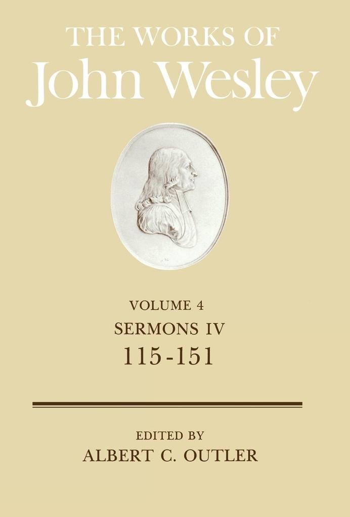The Works of John Wesley Volume 4 als Buch