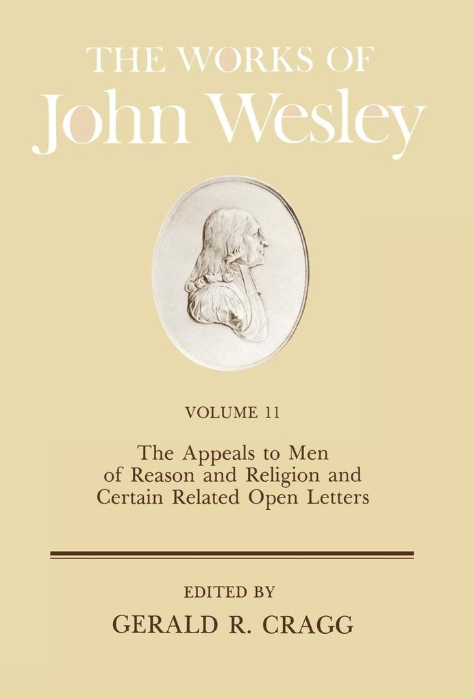 The Works of John Wesley Volume 11 als Buch