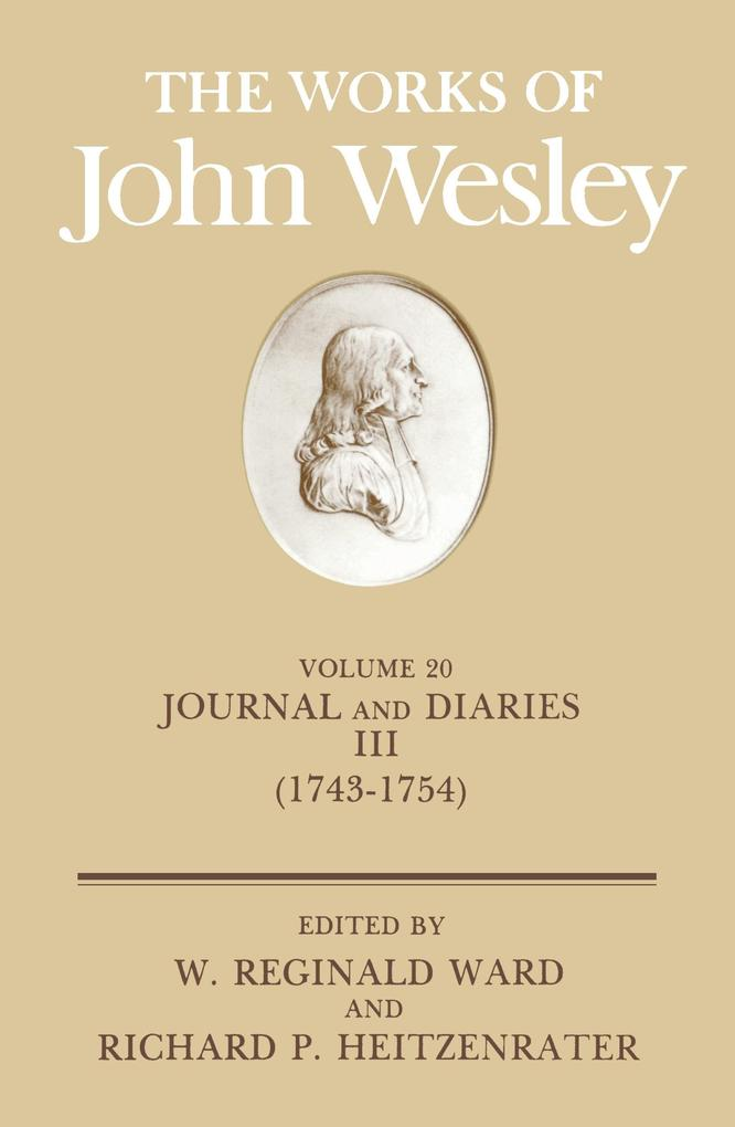 The Works of John Wesley Volume 20 als Buch