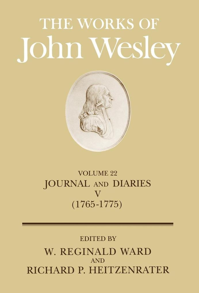 The Works of John Wesley Volume 22 als Buch