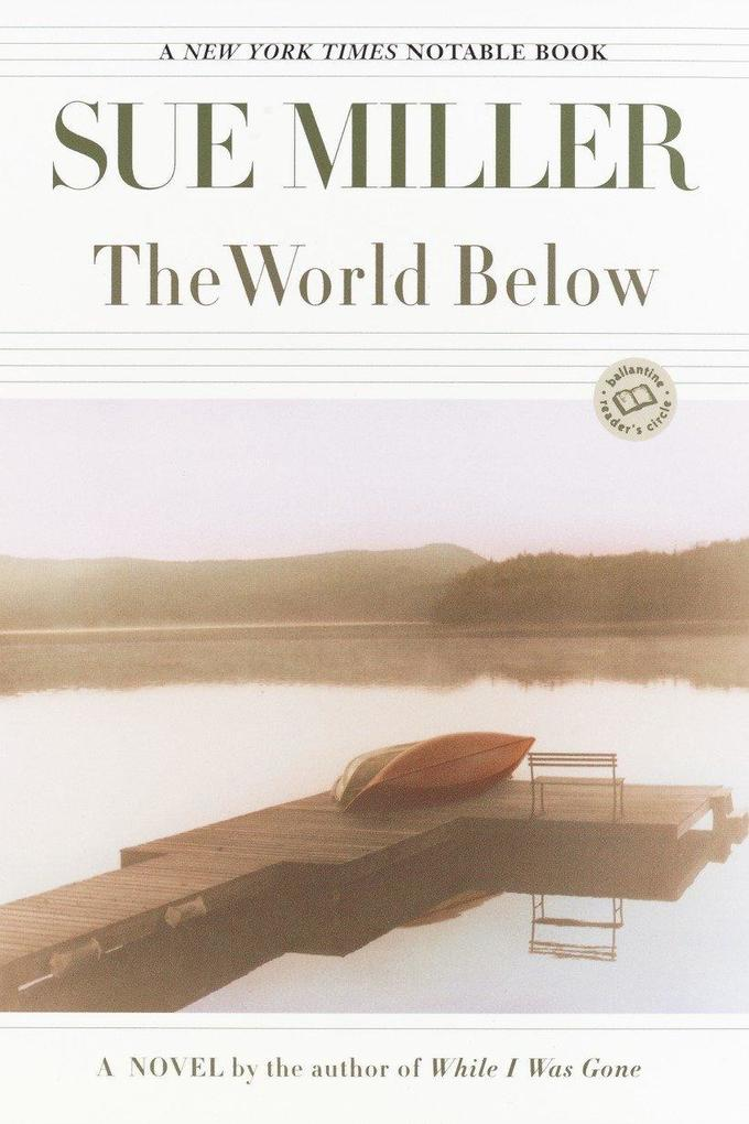 The World Below als Taschenbuch
