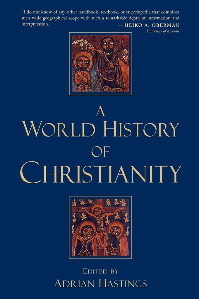 A World History of Christianity als Taschenbuch