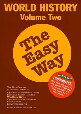 World History the Easy Way Volume Two als Taschenbuch