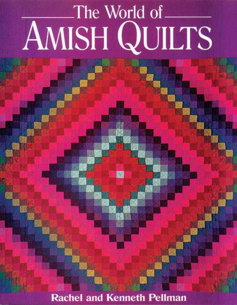 World of Amish Quilts als Taschenbuch