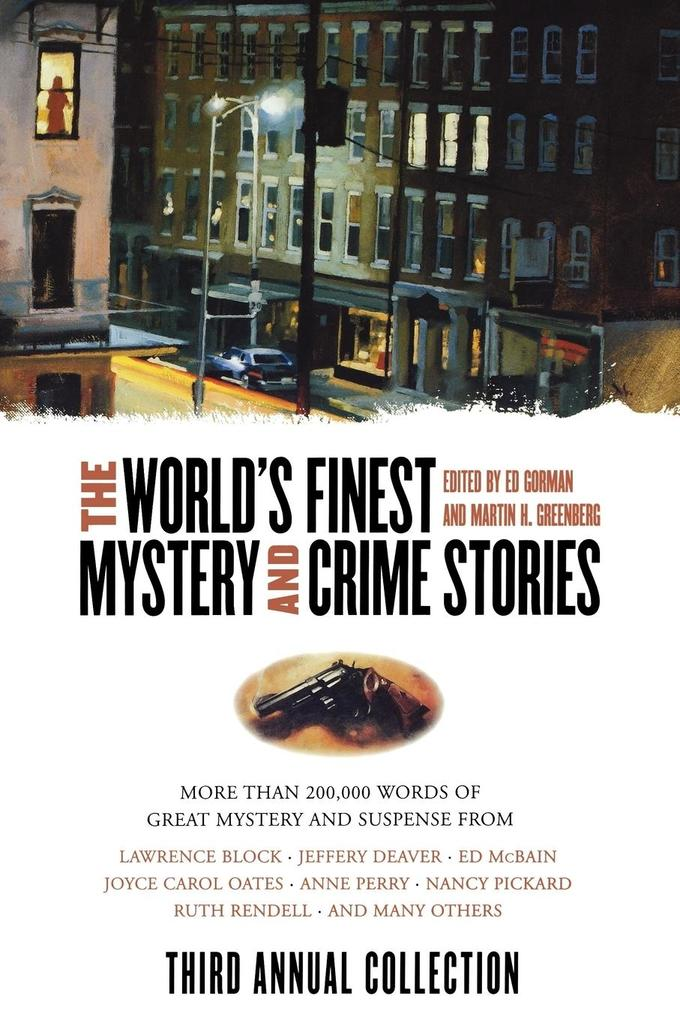 The World's Finest Mystery and Crime Stories als Taschenbuch