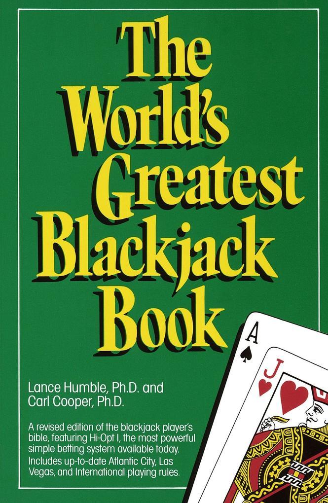 The World Greatest Blackjack Book als Taschenbuch