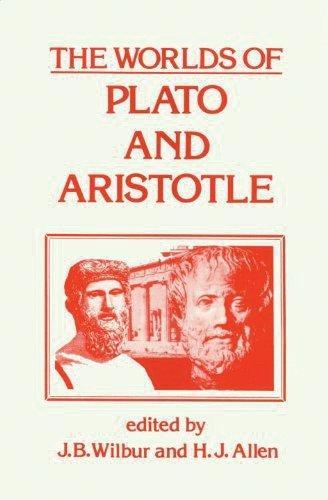 Worlds of Plato and Aristotle als Taschenbuch