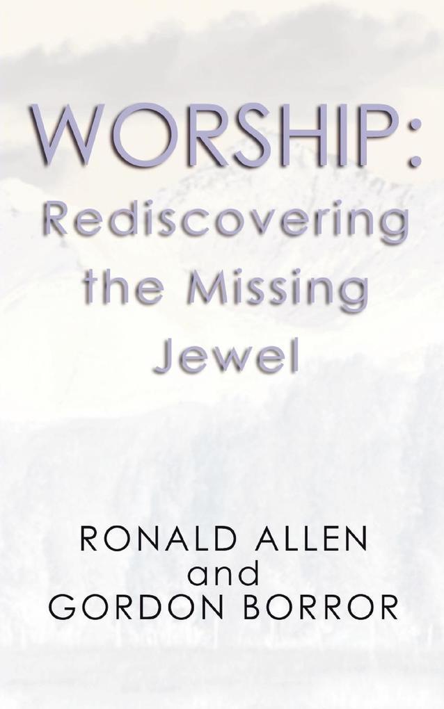 Worship als Taschenbuch