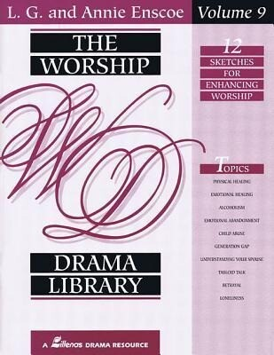 The Worship Drama Library, Volume 9: 12 Sketches for Enhancing Worship als Taschenbuch