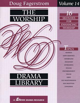 The Worship Drama Library, Volume 14: 16 Sketches for Enhancing Worship als Taschenbuch