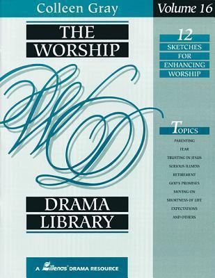 The Worship Drama Library, Volume 16 als Taschenbuch