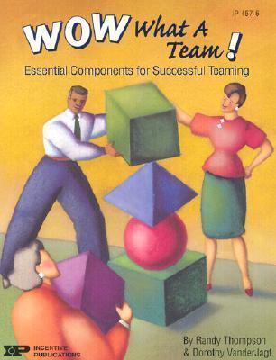 Wow, What a Team! als Taschenbuch