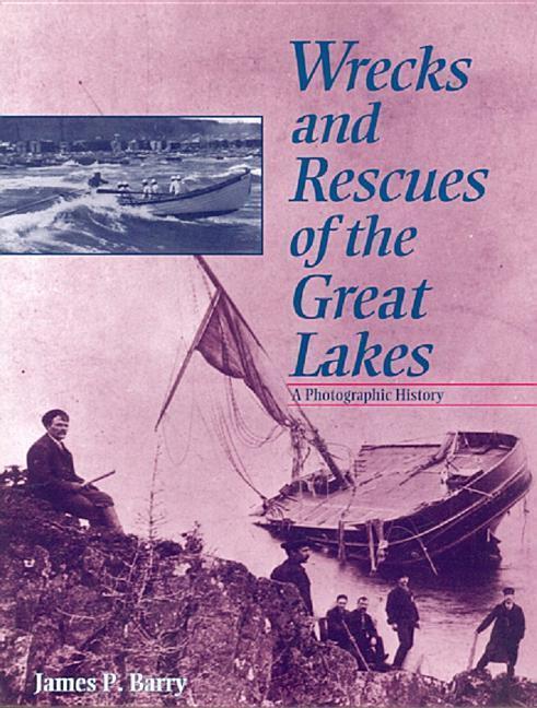 WRECKS & RESCUES OF GRT LAKES als Taschenbuch