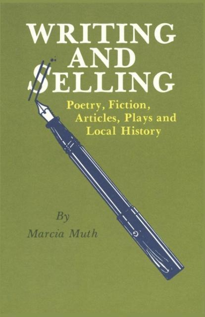 Writing and Selling als Taschenbuch