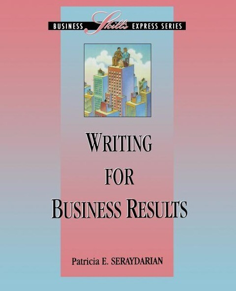 Writing for Business Results als Taschenbuch