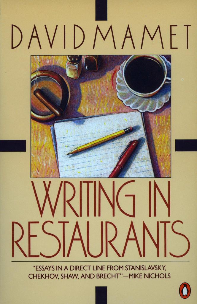 Writing in Restaurants als Taschenbuch