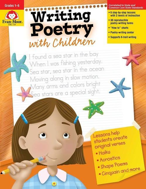 Writing Poetry with Children als Taschenbuch