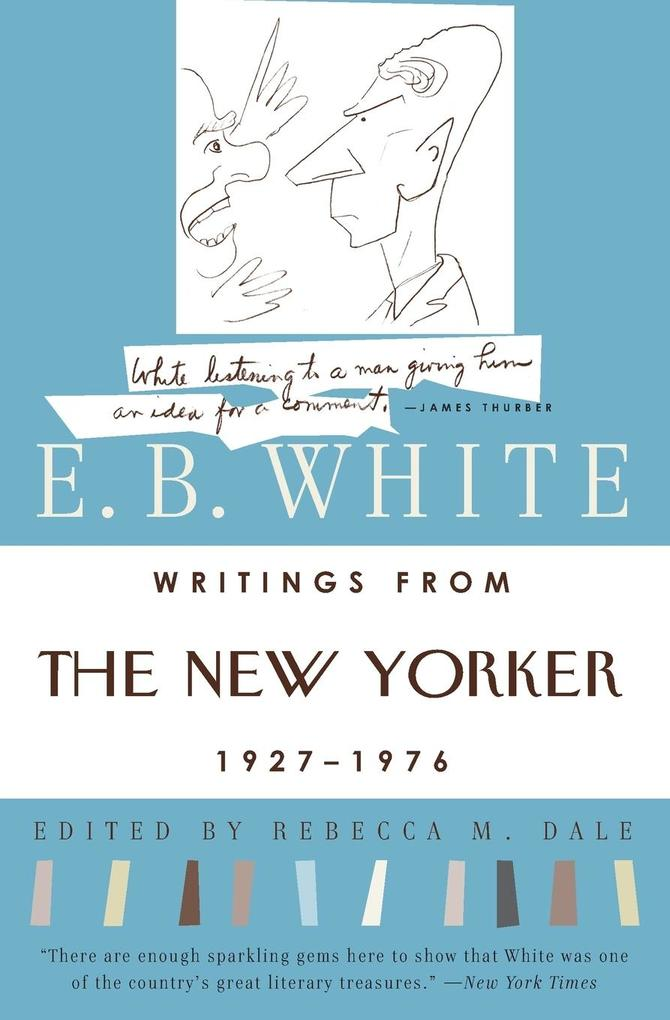 Writings from the New Yorker 1927-1976 als Buch