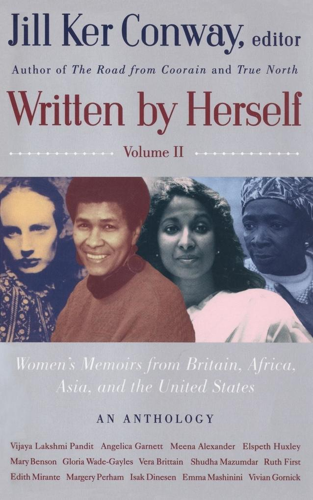 Written by Herself als Buch