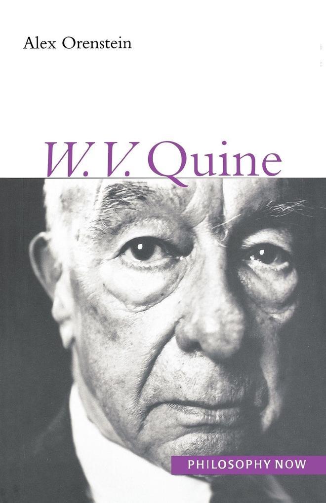 W. V. Quine als Taschenbuch