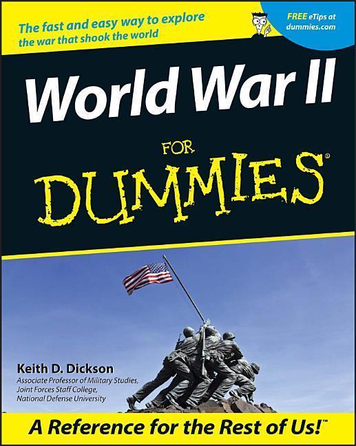 World War II For Dummies als Taschenbuch