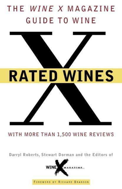 X Rated Wines als Taschenbuch