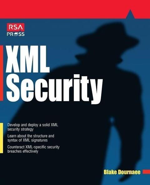 XML Security als Taschenbuch