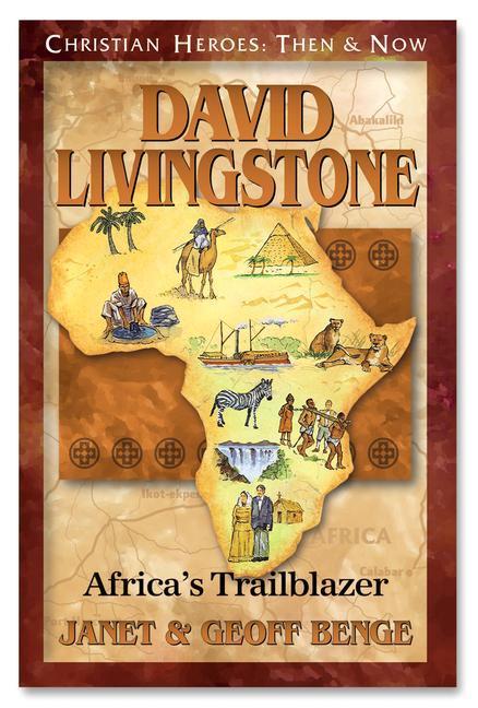 David Livingstone: Africa\'s Trailblazer als Taschenbuch