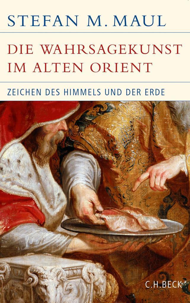 Die Wahrsagekunst im Alten Orient als Buch