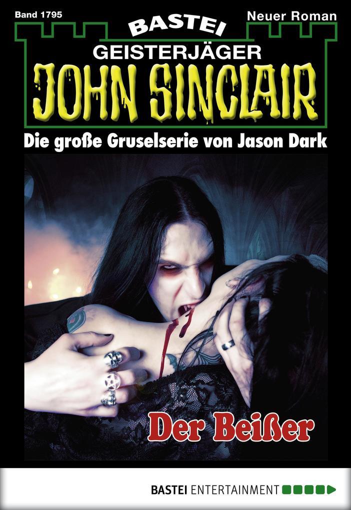 John Sinclair - Folge 1795 als eBook von Jason Dark