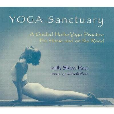 Yoga Sanctuary: A Guided Hatha Yoga Practice for Home and on the Road als Hörbuch
