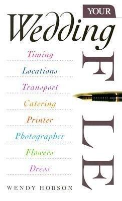 Your Wedding File als Taschenbuch