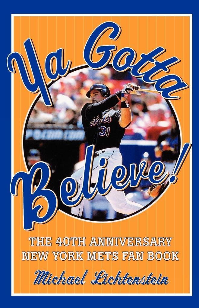 Mets Fan Book als Taschenbuch