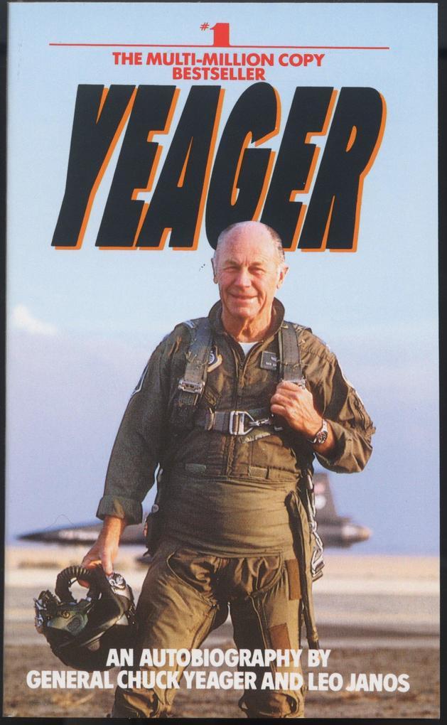 Yeager: An Autobiography als Taschenbuch