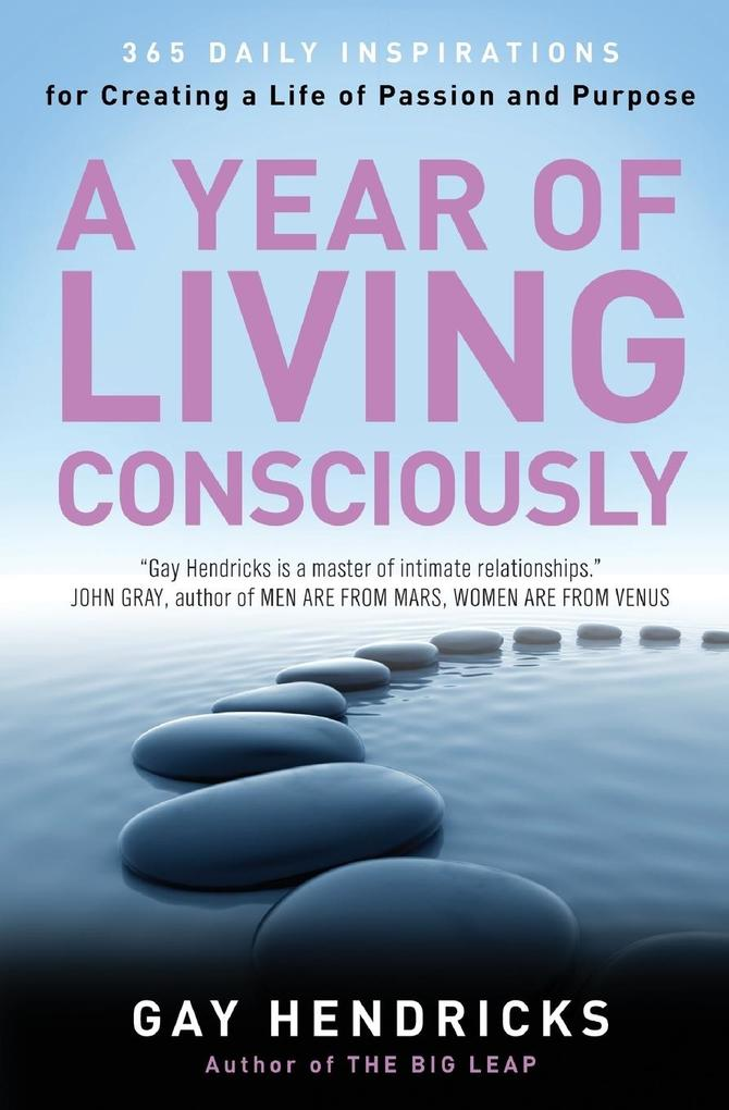 Year of Living Consciously, A als Taschenbuch