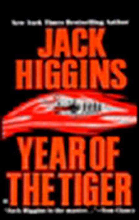 Year of the Tiger als Taschenbuch
