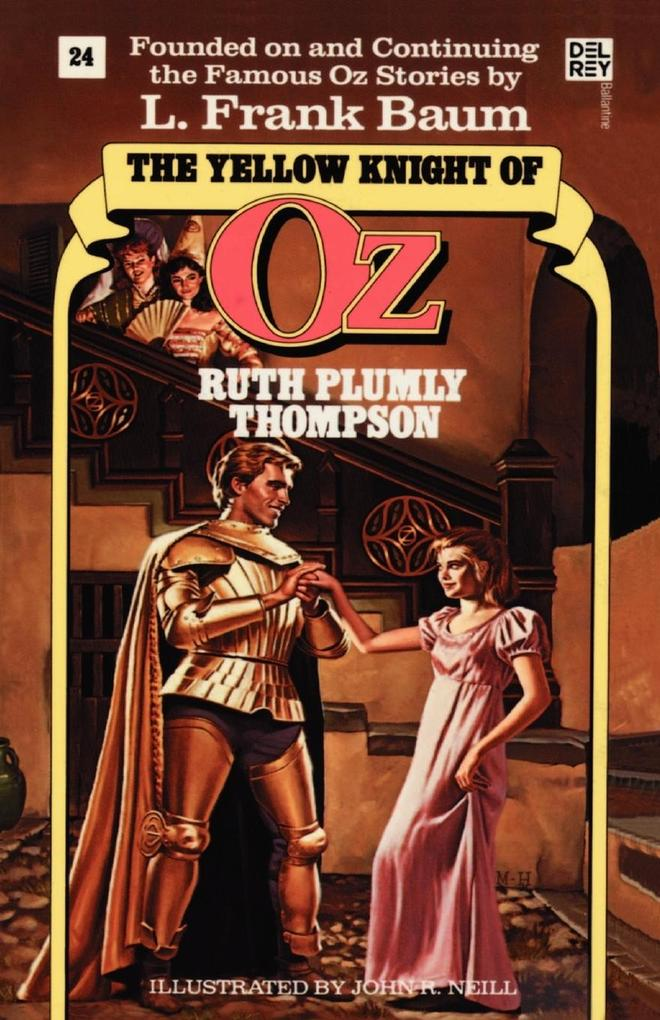 The Yellow Knight of Oz als Taschenbuch